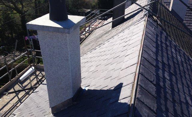 uPVC soffit, fascia & gutter installation