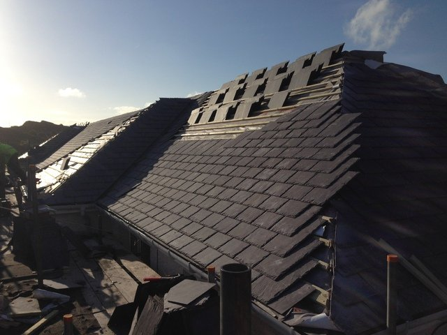 Roofing Conwy