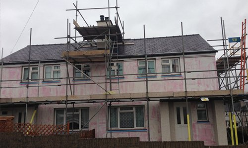 Roof Repairs North Wales